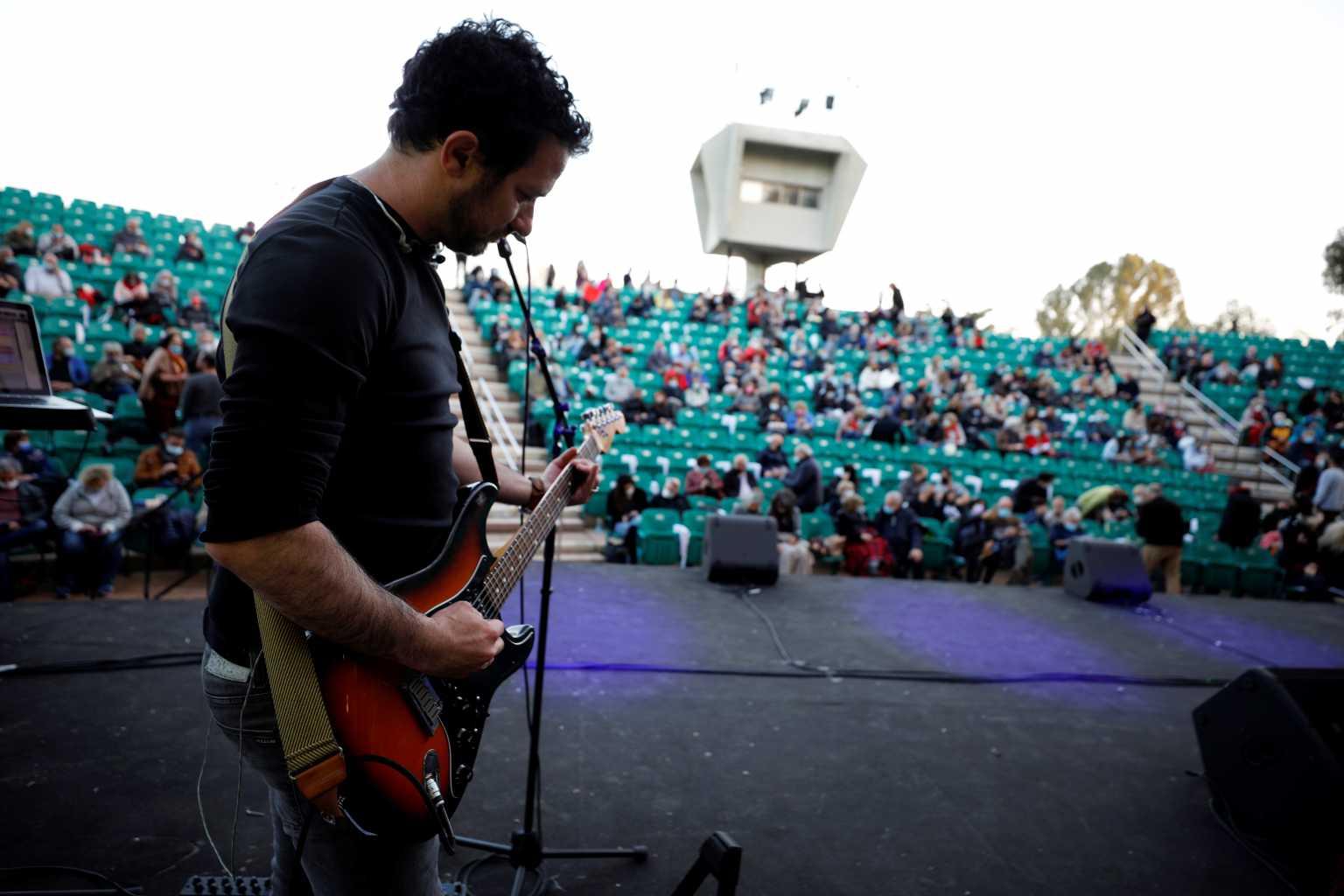 Επιστρέφουμε; Η πρώτη μουσική συναυλία στο Ισραήλ μόνο για εμβολιασμένους