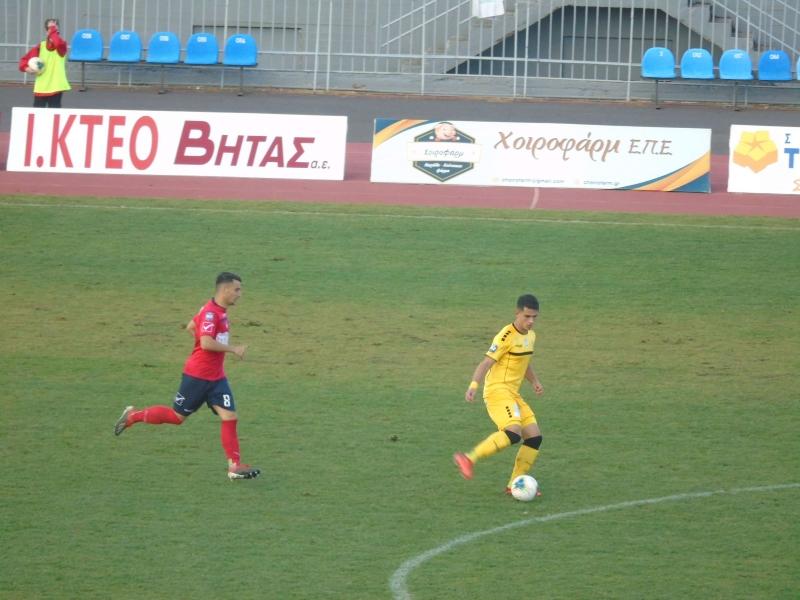 Τρίκαλα-Εργοτέλης 0-0: «Κόλλησαν» στο μηδέν
