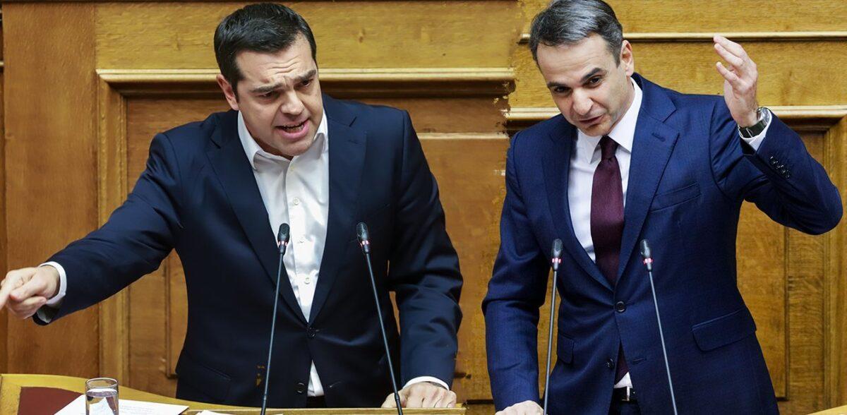 Δείτε live: Η ώρα των πολιτικών αρχηγών στη Βουλή για ελληνικό #metoo και Λιγνάδη