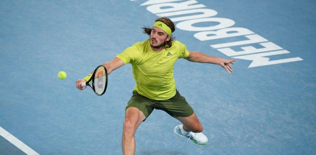 Τσιτσιπάς - Μεντβέντεφ: Με φόντο τον μεγάλο τελικό του Australian Open