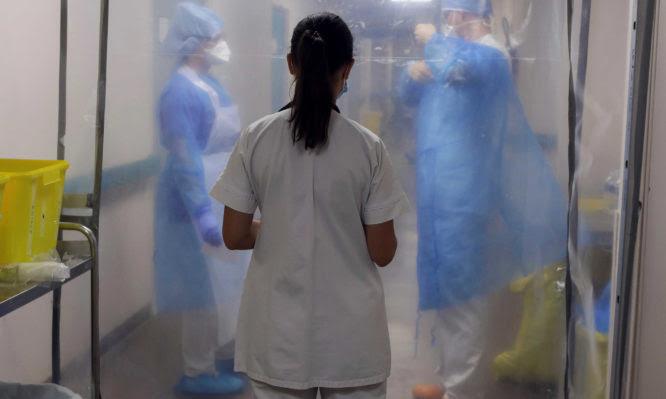 Συναγερμός στο ΕΣΥ Αττικής: Εντολή στους διοικητές νοσοκομείων να αναπτύξουν επιπλέον ΜΕΘ Covid