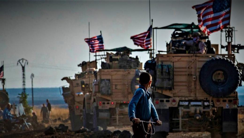 Έτοιμοι οι Τούρκοι να κτυπήσουν τα αμερικανικά κομβόϊ που παραδίδουν όπλα στους Κούρδους (βίντεο)