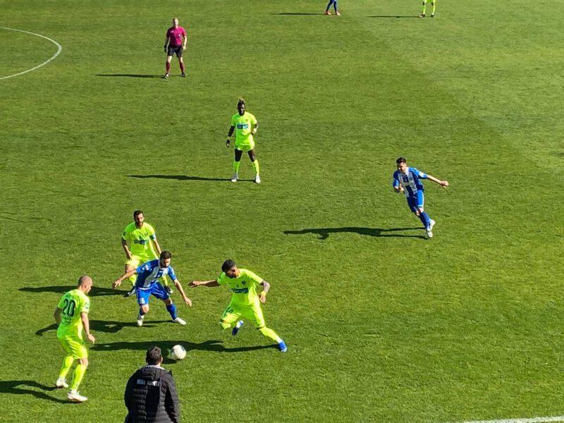 Χανιά – Ιωνικός 0-1: Τα highlights του ματς! (vid)
