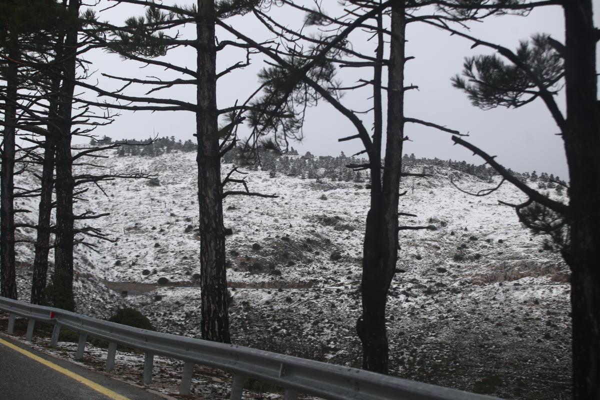Ανασύρθηκε η σορός του ορειβάτη στην Πάρνηθα