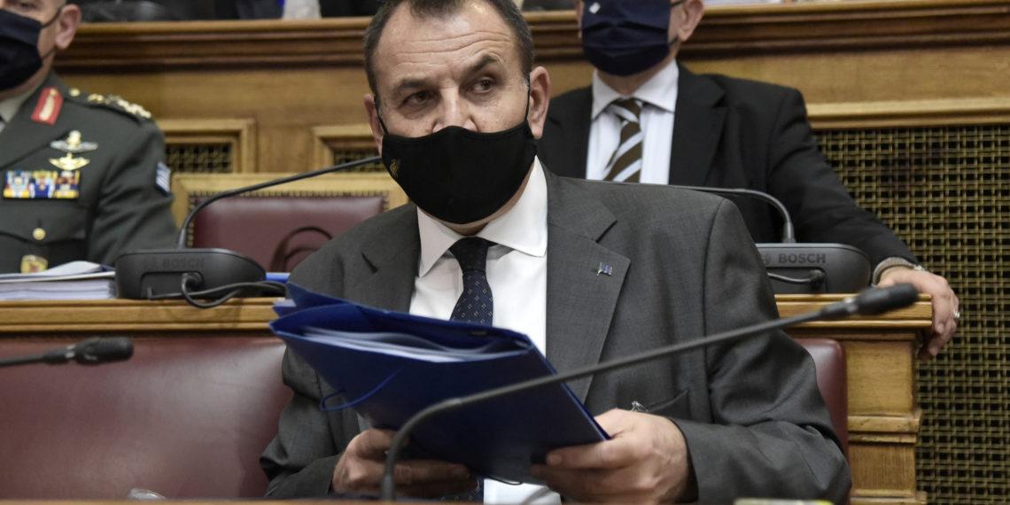 Παναγιωτόπουλος: Ερώτηση στον ΥΕΘΑ για τα συνταξιοδοτικά ζητήματα του στρατιωτικού προσωπικού