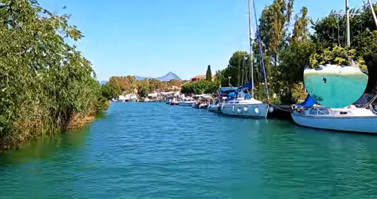 Το χωριό του «Κάτω Κόσμου» και ο μυθικός ποταμός Αχέροντας (video)