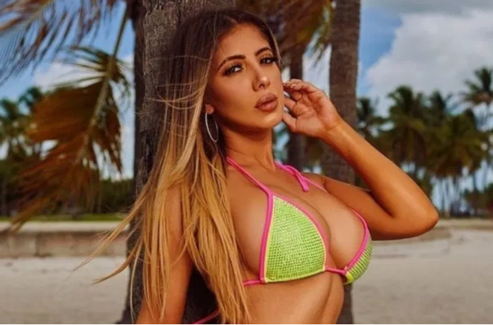 """Η Valeria Orsini είναι ένα από τα πιο """"καυτά"""" κορίτσια στο Instagram"""