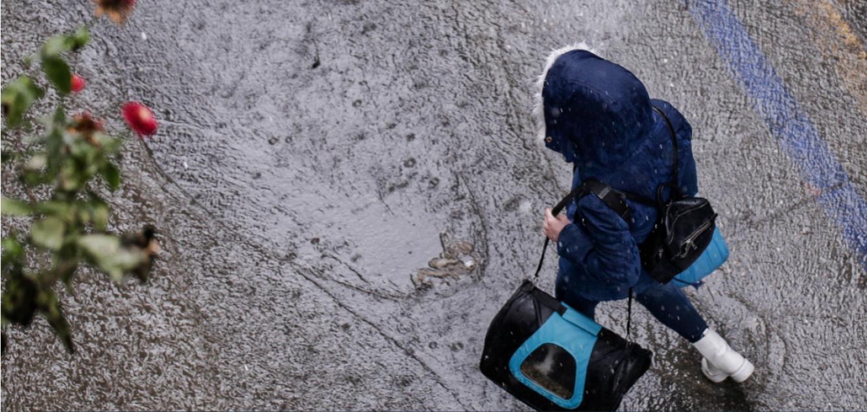 Καιρός – Πρόβλεψη Μαρουσάκη: Επιστρέφει ο χειμώνας – Τα δύο κύματα κακοκαιρίας