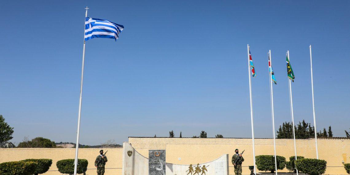 ΓΕΕΘΑ: Νέα ηγεσία στη 13 Διοίκηση Ειδικών Επιχειρήσεων – «Παρών» ο Στρατηγός Φλώρος [pics]