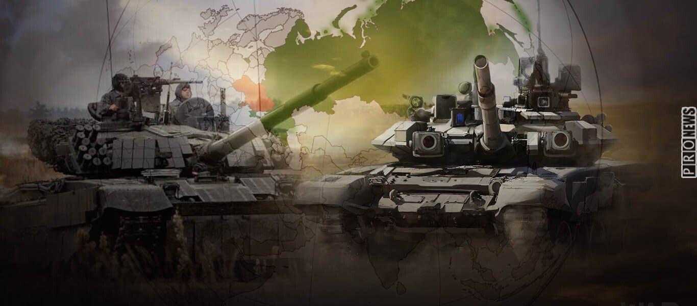 Ρωσικά ΜΜΕ: «Ο ρωσικός Στρατός μεταφέρει συνεχώς δυνάμεις στην ανατολική Ουκρανία – Έρχεται σύγκρουση»