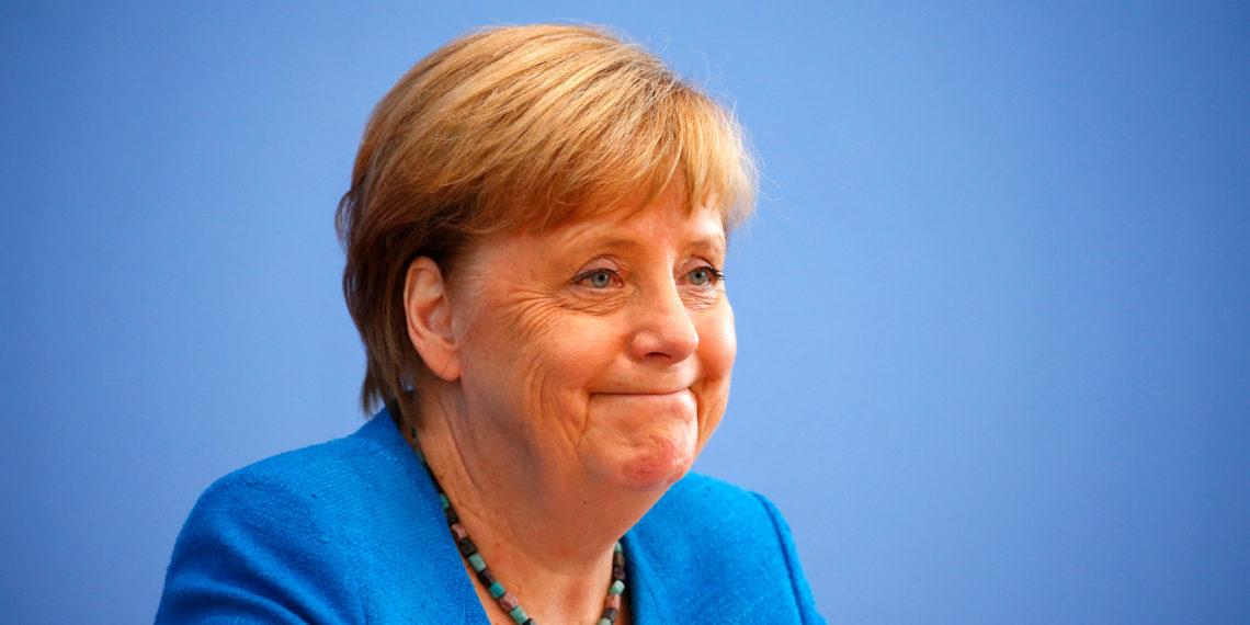 Μέρκελ: Απαιτείται ανοιχτό πνεύμα και διάθεση συμβιβασμού από όλους για την πρόοδο στο Κυπριακό