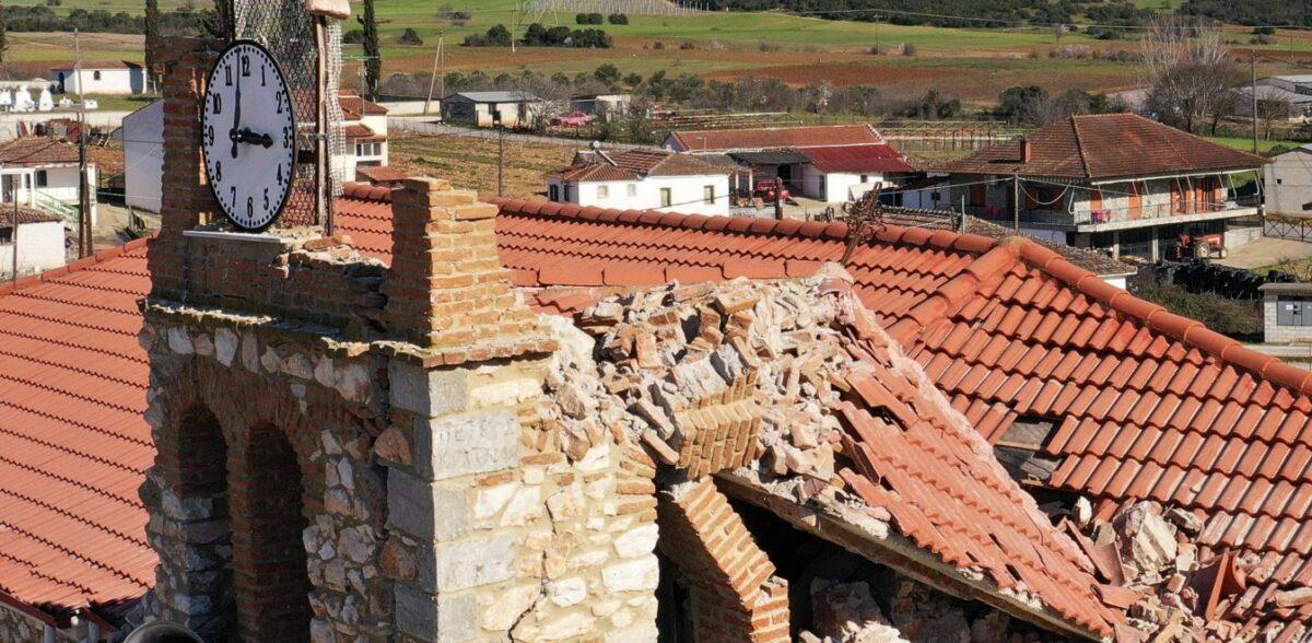 Παπαζάχος για σεισμό στην Ελασσόνα: Αγνωστο το ρήγμα – Πιθανός νέος μεγάλος μετασεισμός