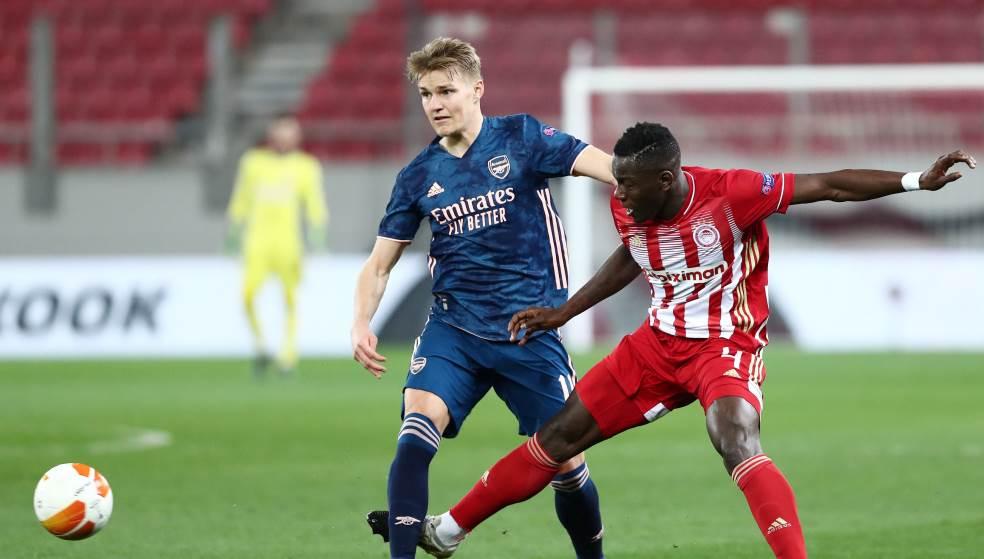 Europa League: Πάλεψε αλλά τα… χάλασε στο τέλος ο Ολυμπιακός, 1-3 η Άρσεναλ