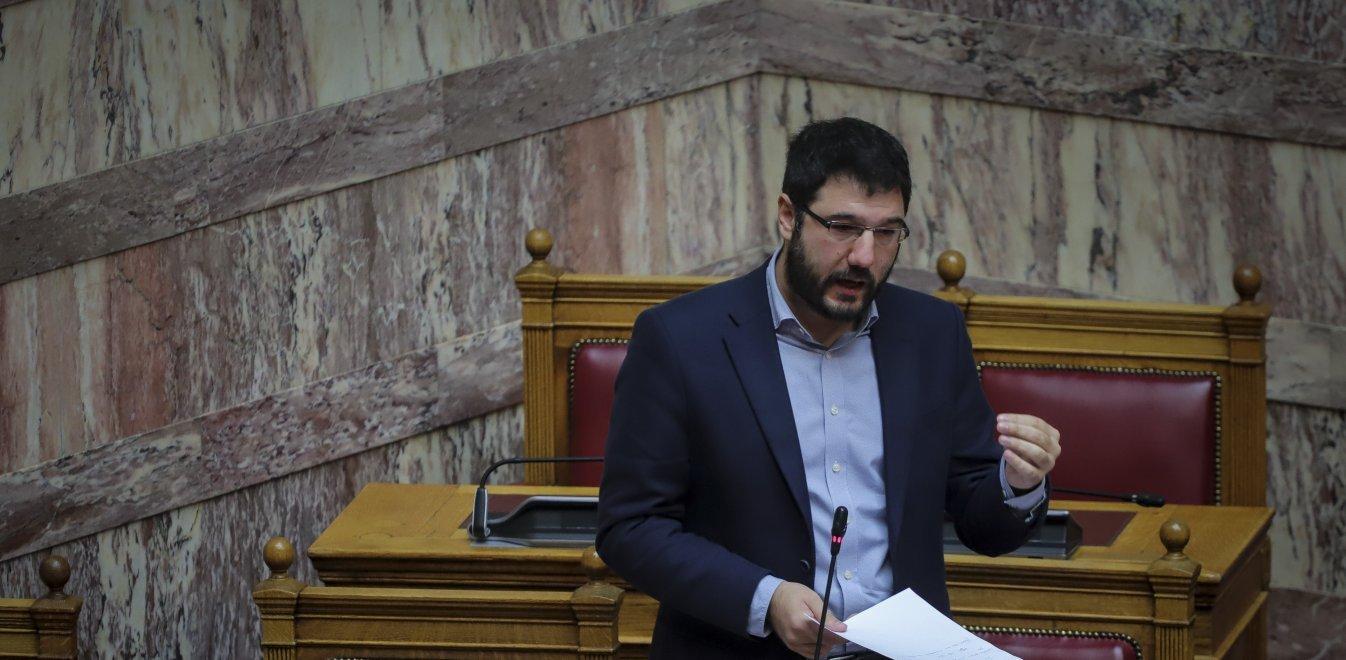 Ηλιόπουλος για Χρυσοχοΐδη μετά τη Νέα Σμύρνη: Δεν είναι απλά ανίκανος, είναι επικίνδυνος
