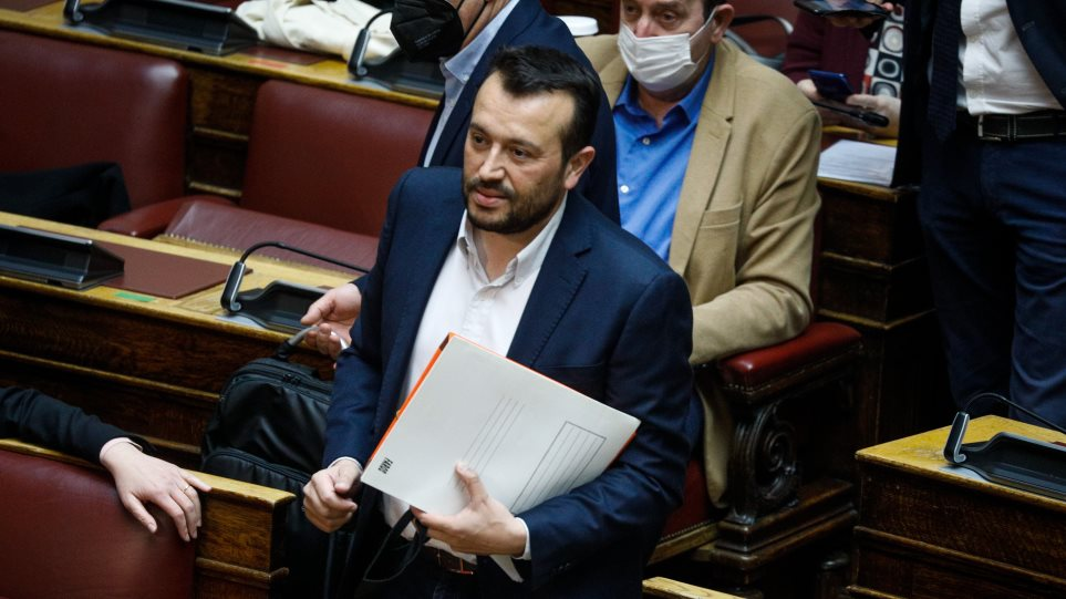 Βουλή: Πέρασε με 187 «ναι» η προανακριτική για Παππά -Με ψήφους ΝΔ, ΚΙΝΑΛ, Ελληνικής Λύσης