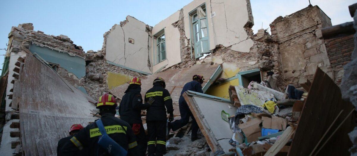 Σείεται η Θεσσαλία: Καταιγισμός μετασεισμών 5 ρίχτερ – «Ισοπεδώθηκαν» ναοί και κτήρια! (φώτο)