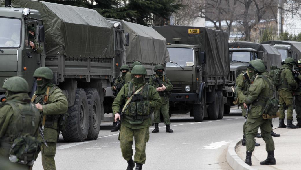 Κριμαία: Χωρίς προηγούμενο η συγκέντρωση ρωσικών δυνάμεων – Η EUCOM αύξησε το επίπεδο συναγερμού