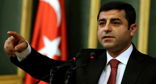Ντεμιρτάς: Ο Ερντογάν θέλει να κλείσει το HDP για να κερδίσει τις εκλογές