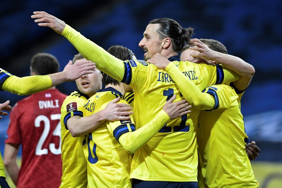 Όλα καλά με Ιμπραΐμοβιτς στη Σουηδία