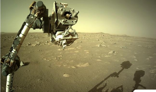 Νέες εντυπωσιακές φωτογραφίες και ηχητικά ντοκουμέντα της NASA από τον Άρη – Οι εικόνες που έστειλε το Perseverance