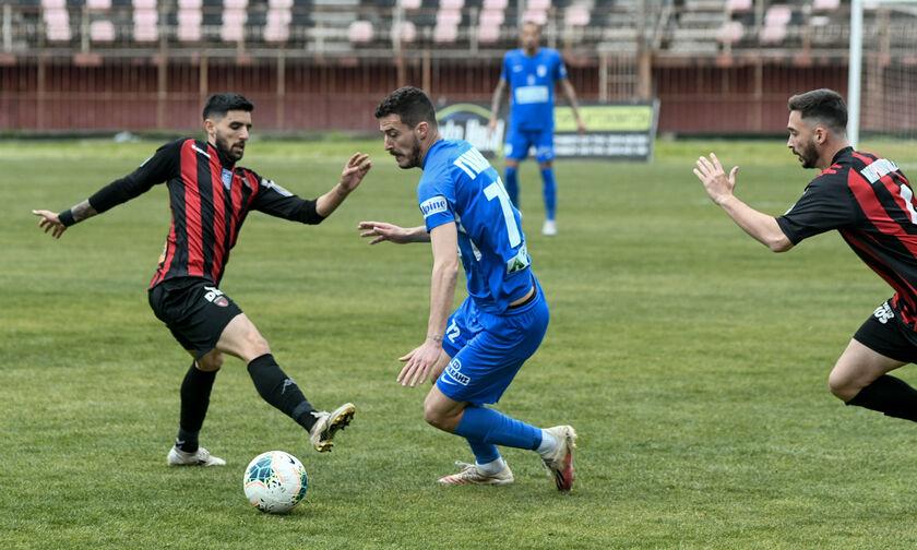 Παναχαϊκή-Απόλλων Λάρισας 1-0: Επιτέλους γκολ και νίκη!