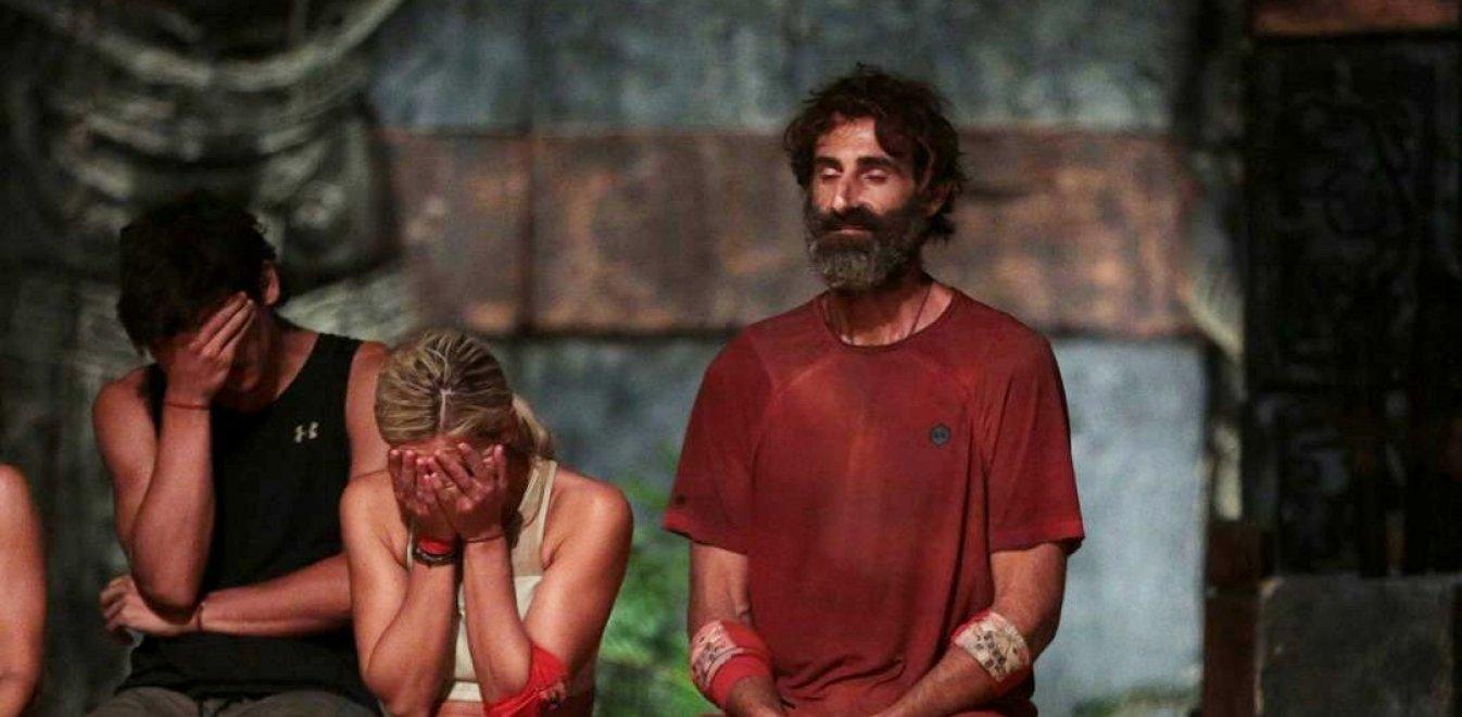Survivor 4: Αποχώρησε ο Γιώργος Κοψιδάς – «Ο κόσμος θέλει κουτσομπολιό και κακίες»