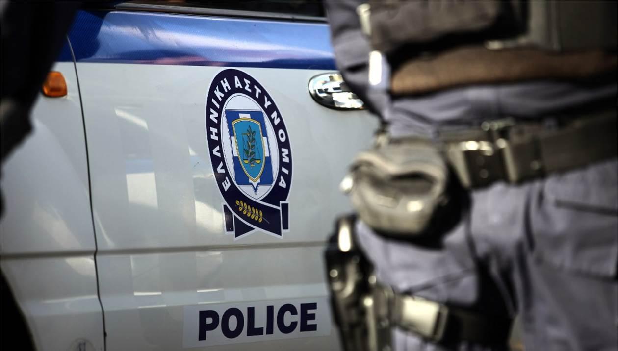«Κινηματογραφική» καταδίωξη στους δρόμους του Ηρακλείου – Ι.Χ συγκρούστηκε με όχημα της ασφάλειας