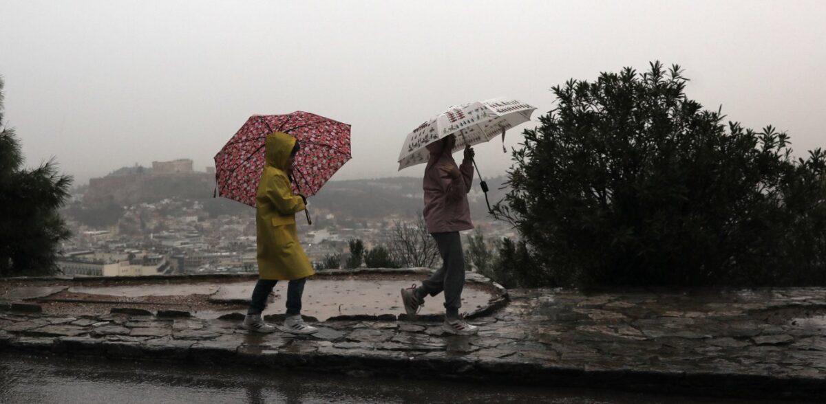 Καιρός: Κύμα κακοκαιρίας από Σιβηρία – Πτώση θερμοκρασίας και καταιγίδες