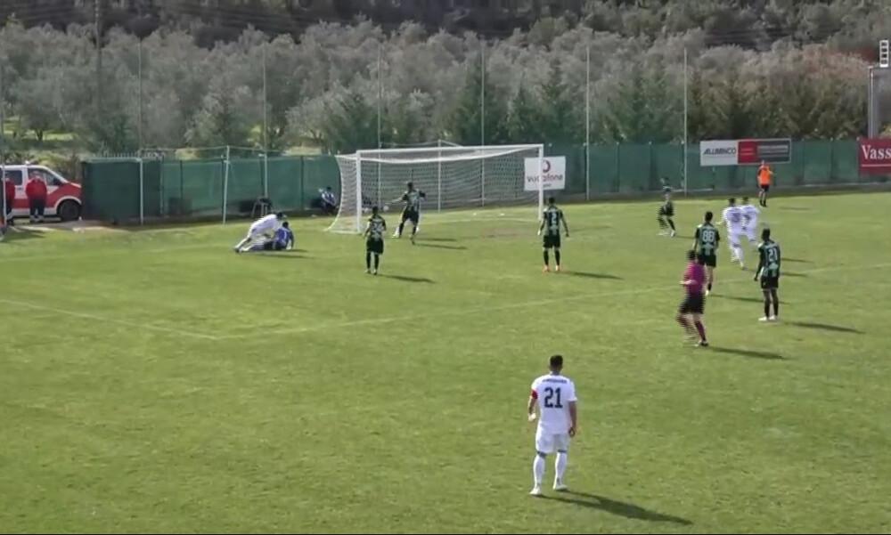 Το γκολ που άναψε «φωτιές» στο Καραϊσκάκης-ΟΦΙ (video)