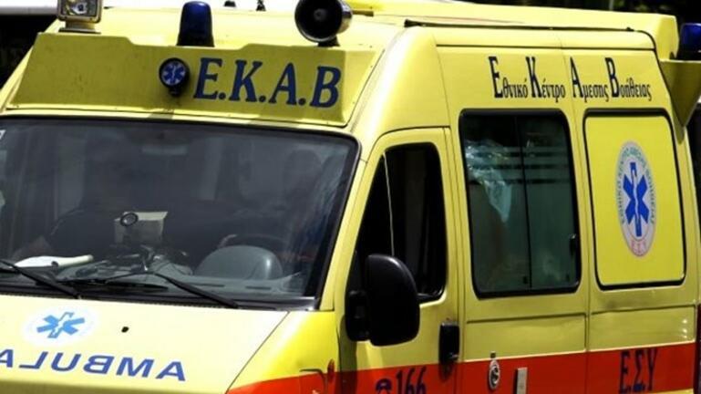 Αυτοκίνητο έπεσε σε γκρεμό στην Γαύδο – Δυο οι τραυματίες