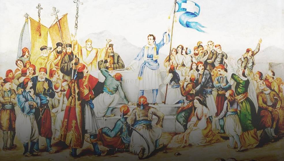 Live η συζήτηση για τα 200 χρόνια από την Επανάσταση με Π. Παυλόπουλο και Ν. Χριστοδουλίδη