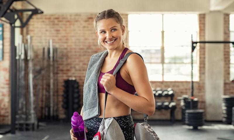 Γυμναστική: Πώς επηρεάζει την εμφάνιση της επιδερμίδας (εικόνες)