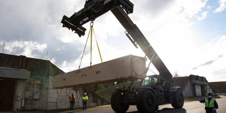 ΗΠΑ: Αποκάλυψαν πλάνα του πρώτου στρατηγικού υπερηχητικού όπλου LRHW [pics]