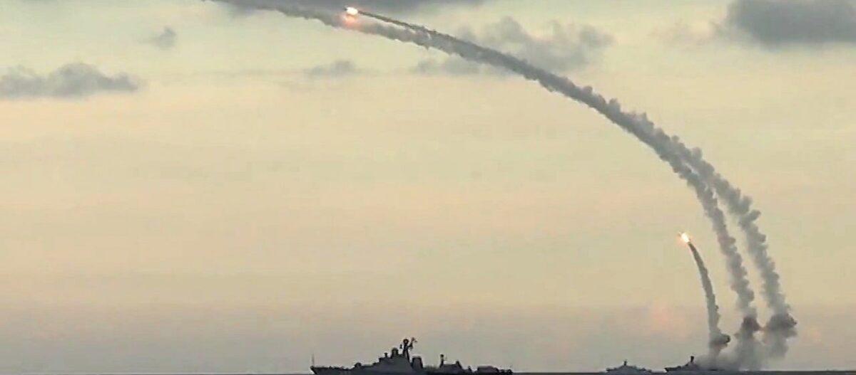 ΕΚΤΑΚΤΟ – «Μήνυμα» Πούτιν σε Μπάιντεν με πυραύλους cruise: «Μείνε μακριά από την Συρία» – Εξαϋλώθηκε κομβόι του FSA