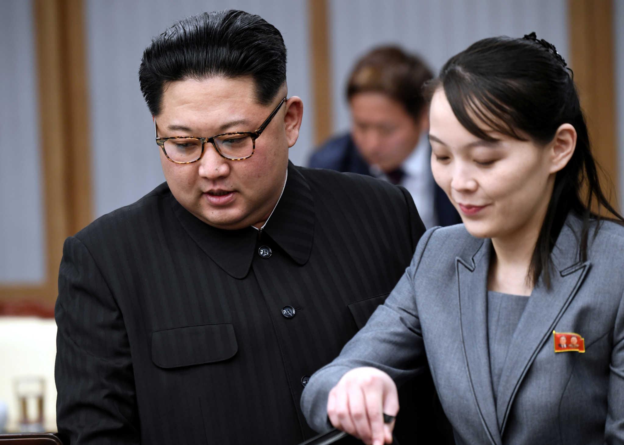Βόρεια Κορέα: Η αδερφή του Κιμ Γιονγκ Ουν επιτέθηκε σε Νότια Κορέα και ΗΠΑ
