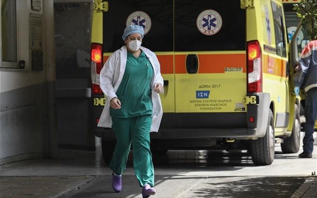 Κορωνοϊός: 2219 νέα κρούσματα, 35 θάνατοι, 449 σε ΜΕΘ
