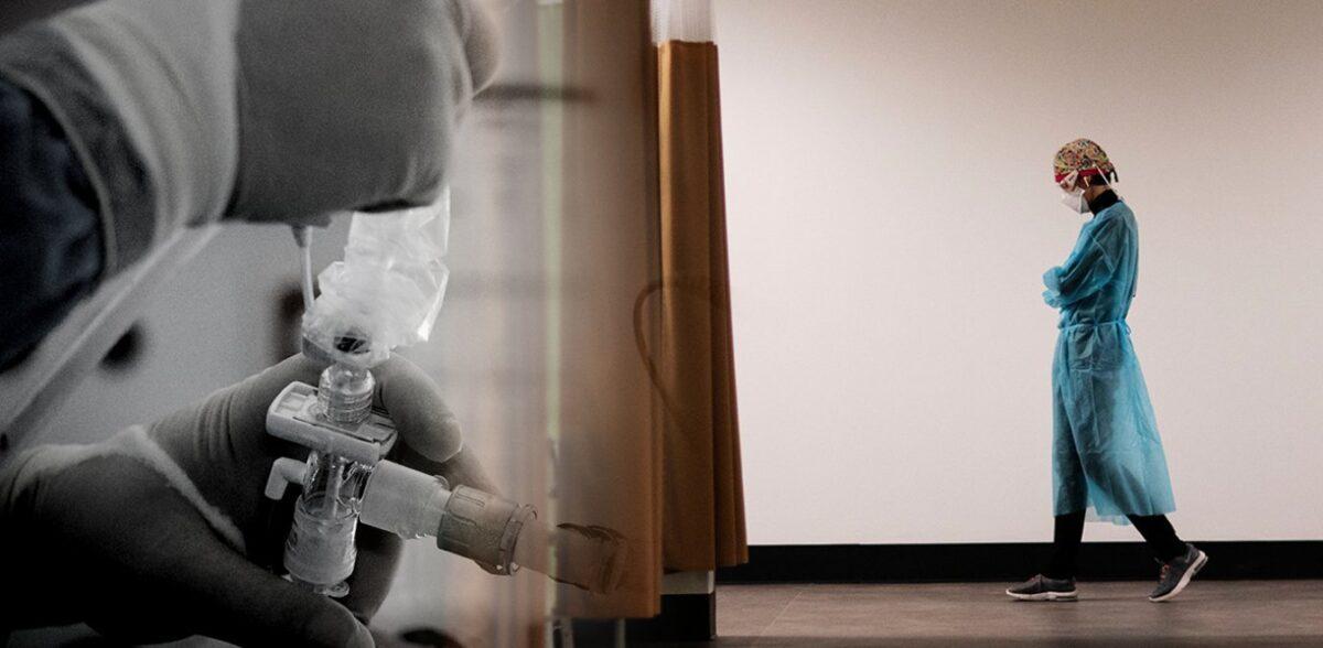 Κορονοϊός: Η κατάσταση στις ΜΕΘ φέρνει στο τραπέζι σκληρότερο lockdown