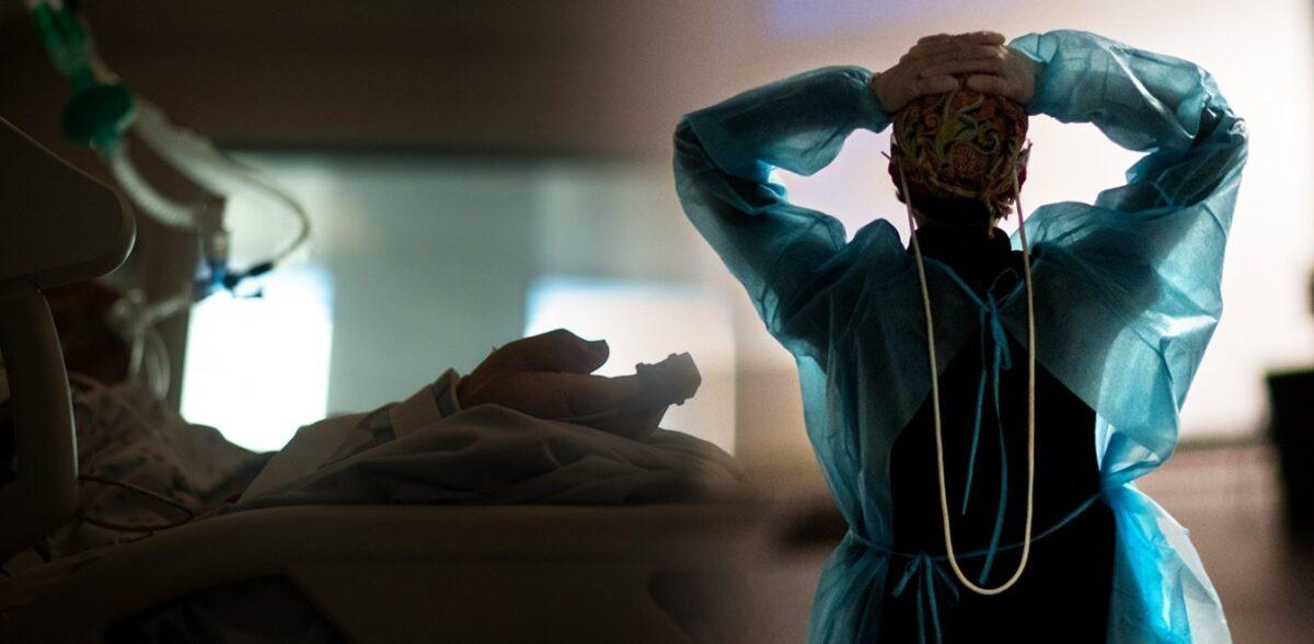 Κορονοϊός: «Εκρηξη» στα ενεργά κρούσματα – Εφημερία με ένα άδειο κρεβάτι στη ΜΕΘ