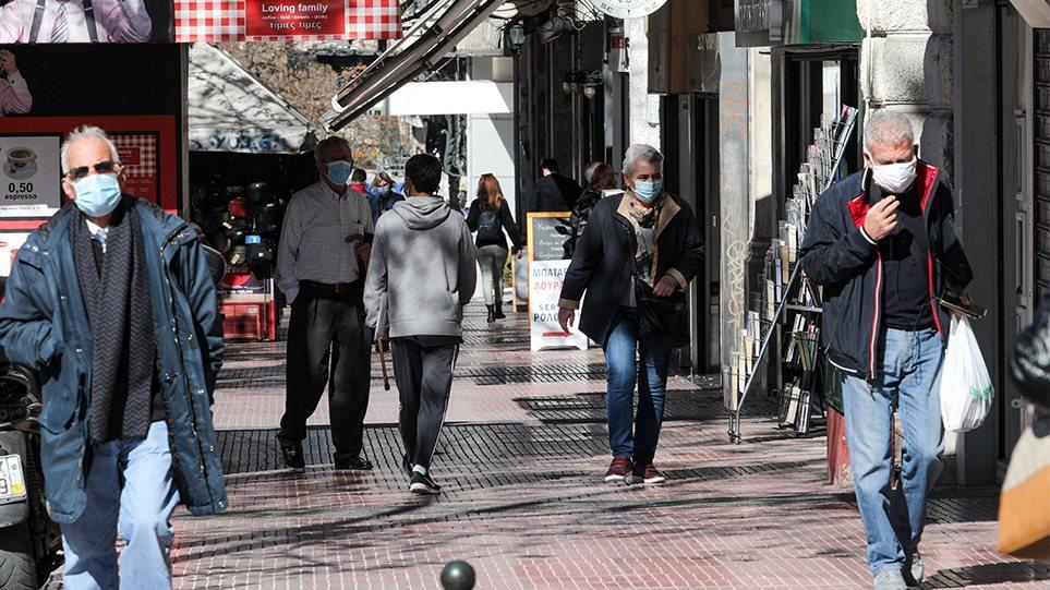 Νέα μέτρα: Με κωδικό «2»-«3» μετακινήσεις εντός του δήμου ή μέχρι 2 χιλιόμετρα