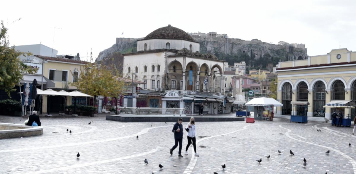 Κορονοϊός – Καθηγητής ΑΠΘ: Για τουλάχιστον 2 εβδομάδες αυστηρό lockdown