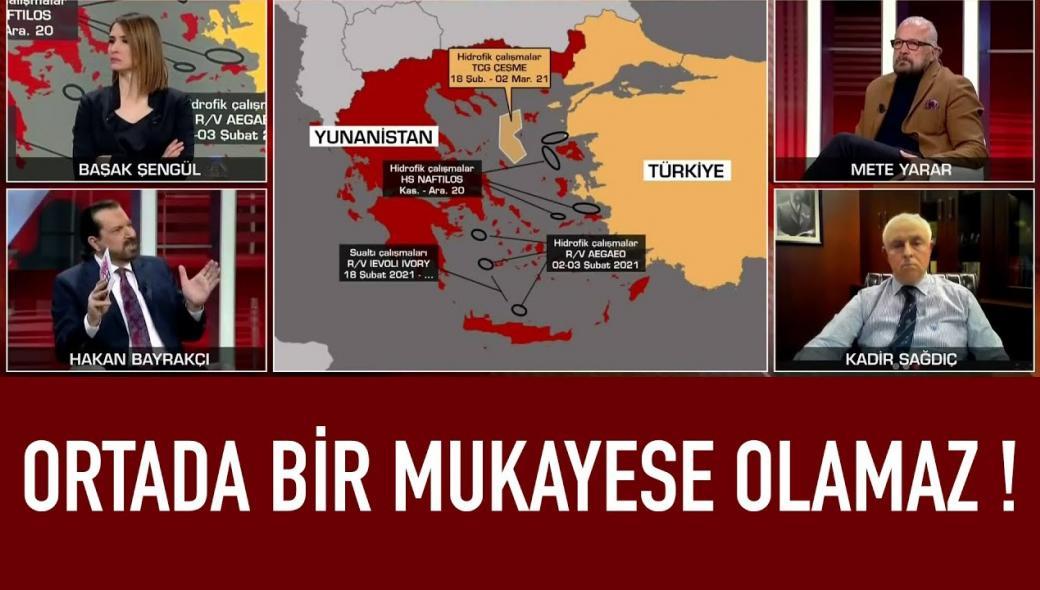 Τούρκος αναλυτής: «Σε 4 μέρες μπαίνουμε Θεσσαλονίκη και σε 12 Αθήνα»! (βίντεο)