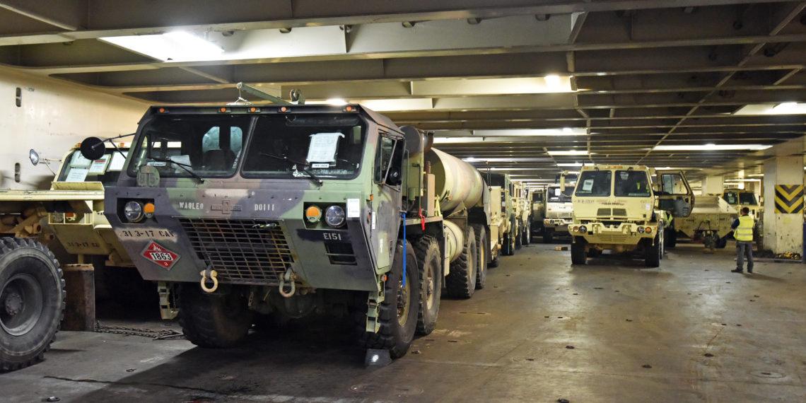 NATO: Ποιες χώρες αύξησαν τις αμυντικές τους δαπάνες πάνω από το 2 τοις εκατό του ΑΕΠ