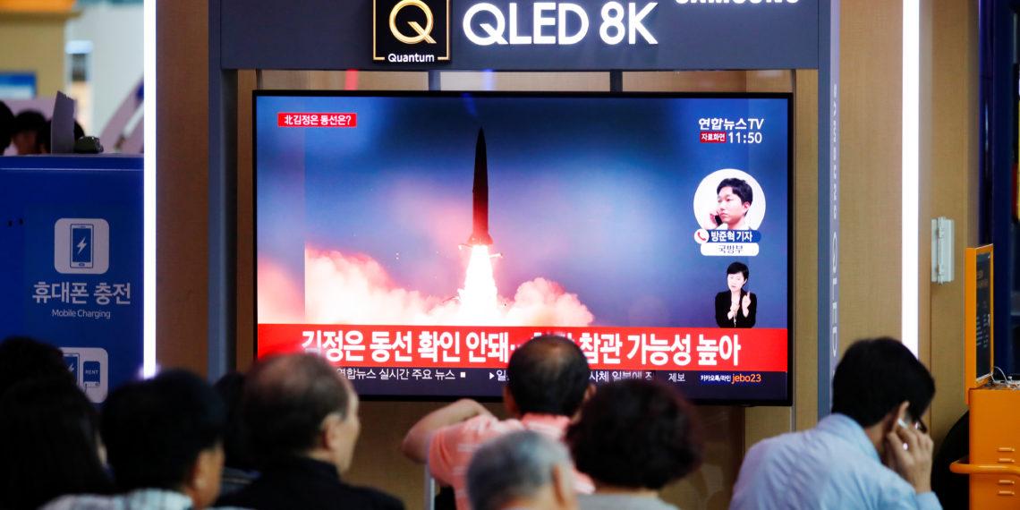 Iskander: Η Βόρεια Κορέα αντέγραψε και εκτόξευσε δική της «εκδοχή» του βαλλιστικού πυραύλου