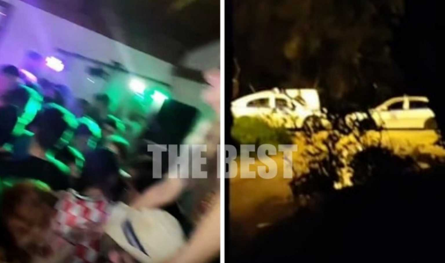 Πάτρα: Συνελήφθησαν τρεις για το ξέφρενο κορονοπάρτι – 3.000 ευρώ πρόστιμο στον καθένα