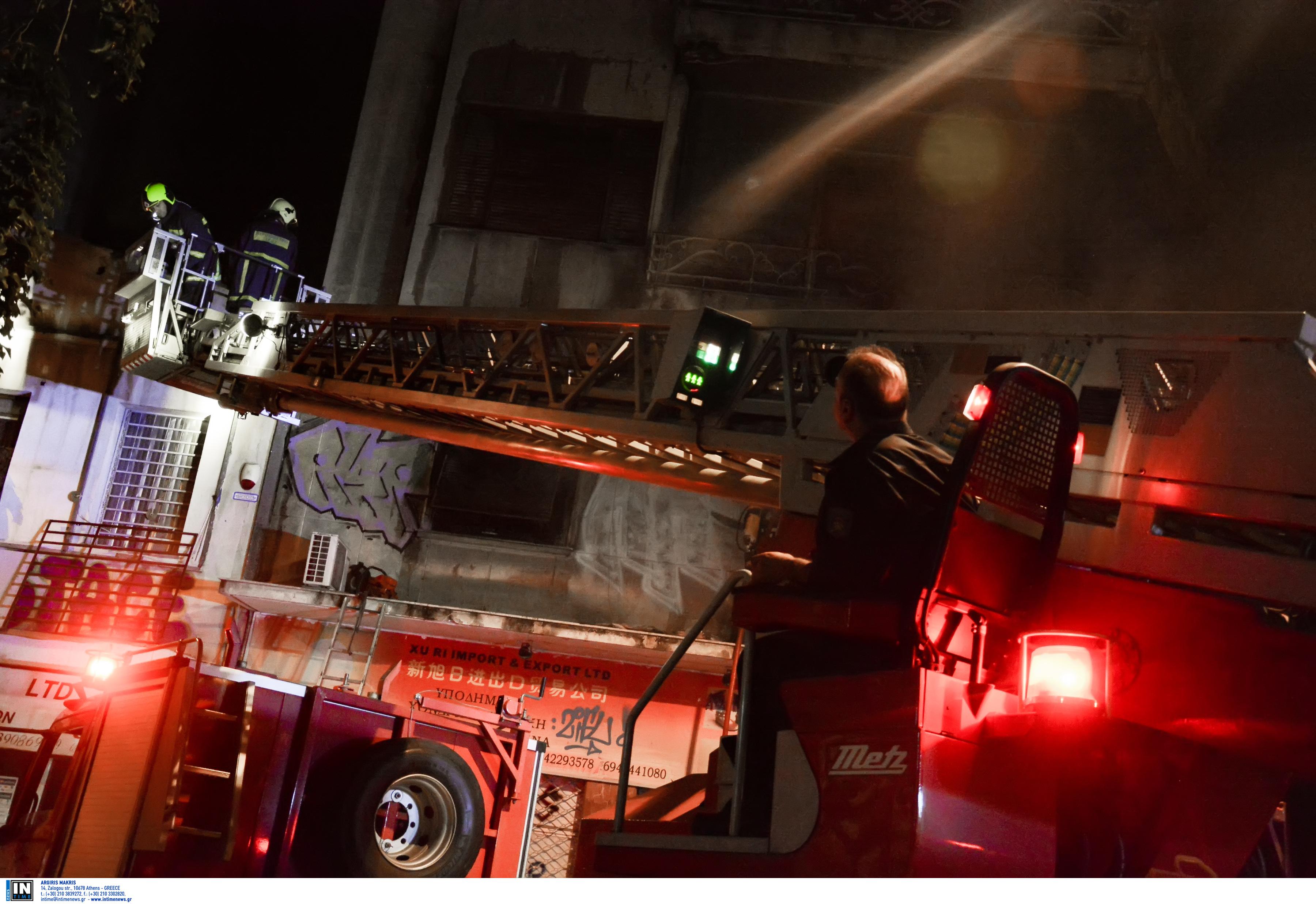 Ηράκλειο: Νέα φωτιά κινητοποίησε την Πυροσβεστική