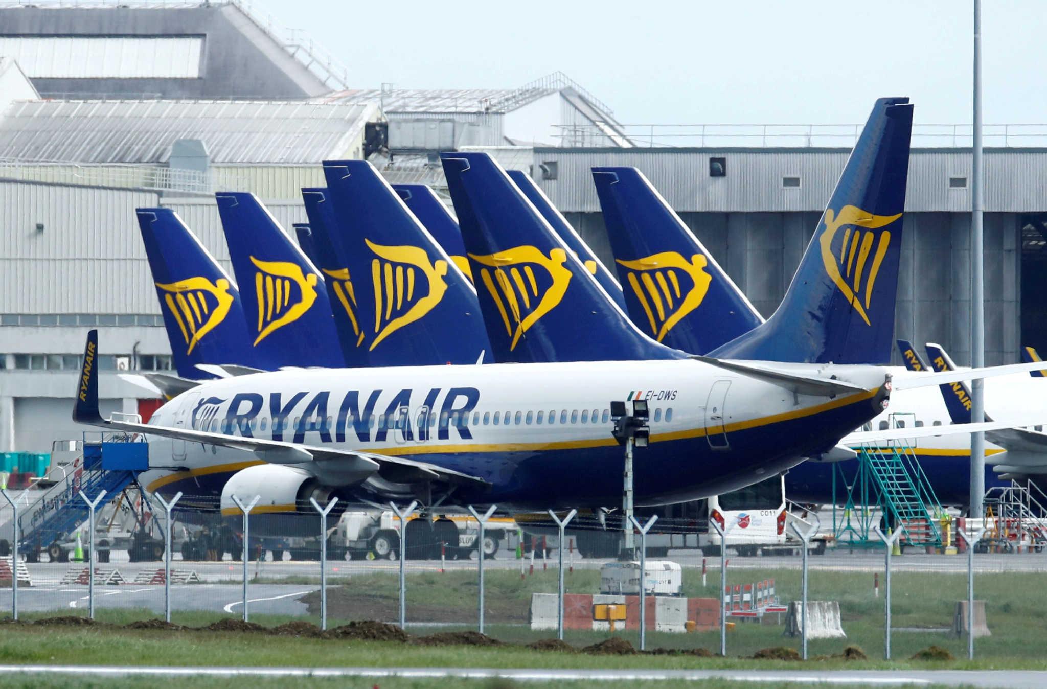 Ryanair: Τρεις νέες βάσεις σε Ρόδο, Χανιά και Κέρκυρα