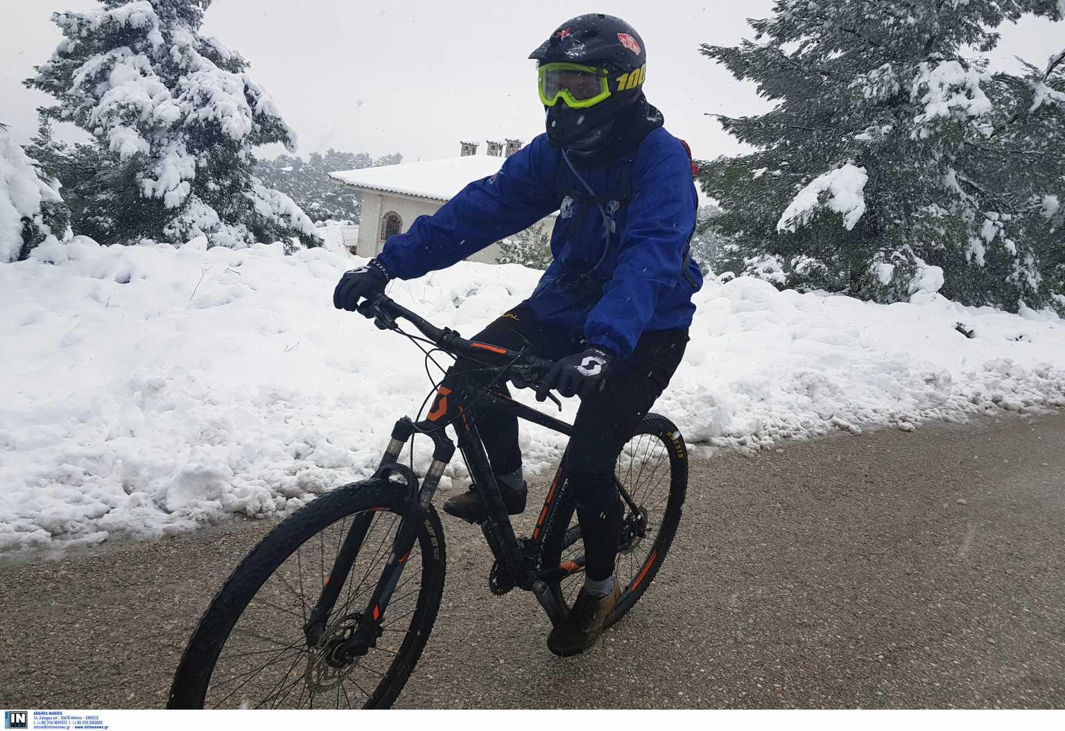 Καιρός – Καλλιάνος: Χιόνια στην Αττική ανήμερα την 25η Μαρτίου