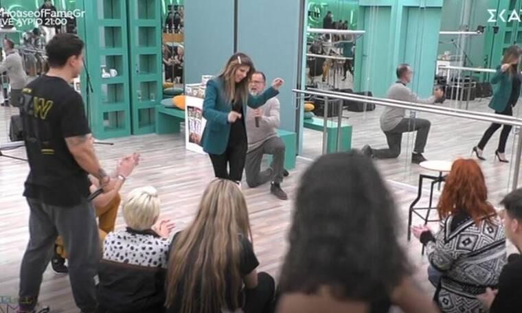 House of Fame: Η Στανίση εισέβαλε στο ριάλιτι κι έριξε κι έναν χορό – Άφωνοι οι σπουδαστές!