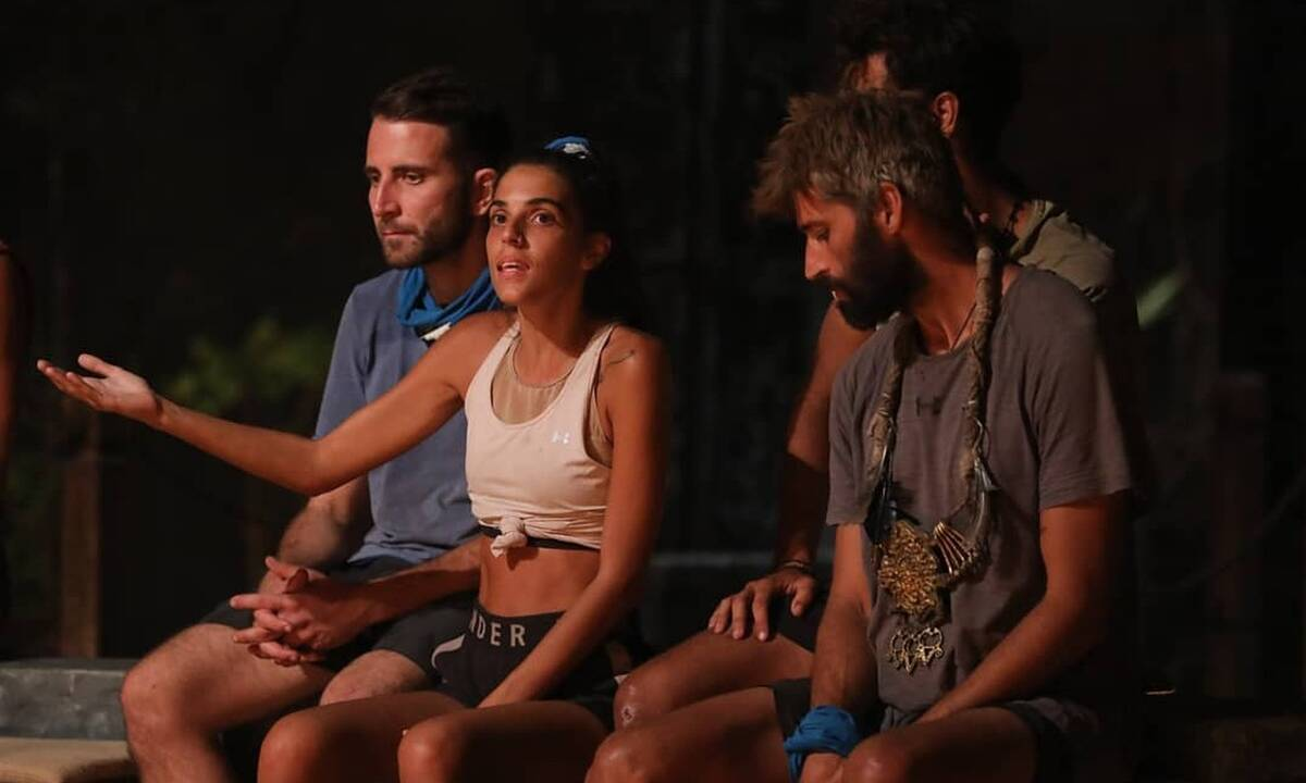 Survivor: Αυτό συνέβη με τον Κρις και τον Αλέξη το περιβόητο βράδυ