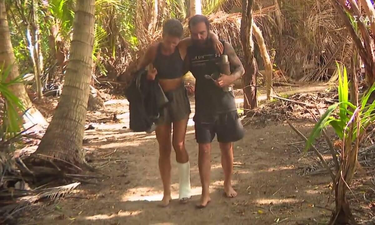 Survivor: Σοκαριστικός τραυματισμός για τη Σοφία – Οδηγείται σε οικειοθελή αποχώρηση; (vids)